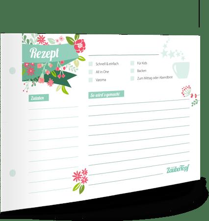 Rezeptkarten für Thermomix® Rezepte   falkemedia Download Portal