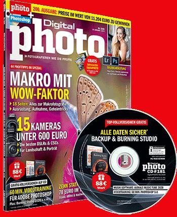 DigitalPhoto Heft-CD 04-2020