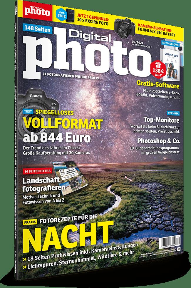 DigitalPhoto Ausgabe 02 - 2021