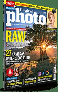 DigitalPhoto Cover zum Jahresarchiv 2020