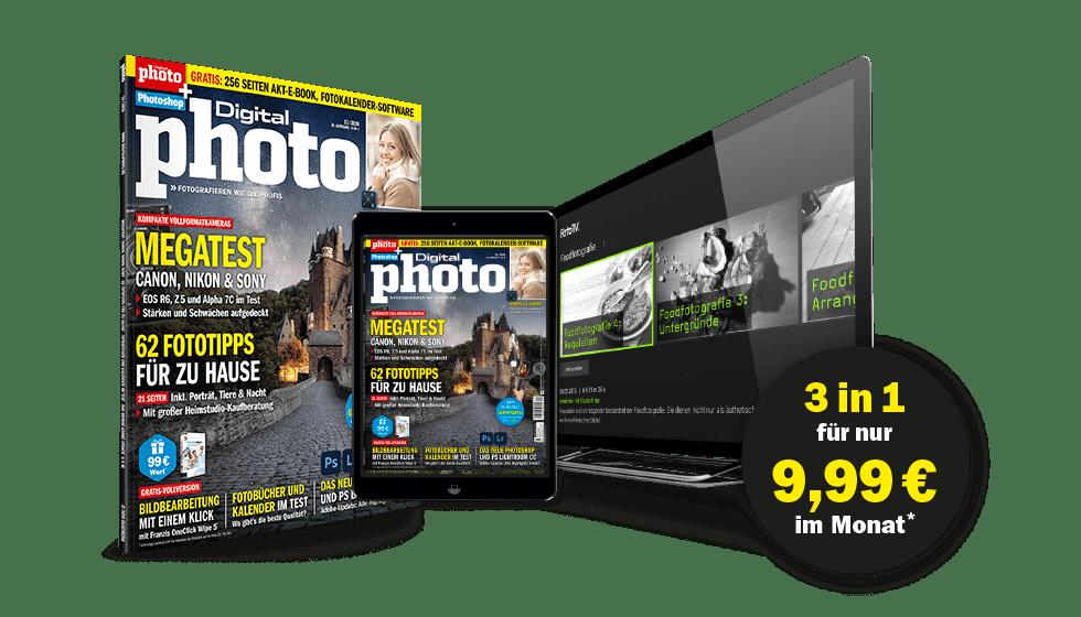 60 Minuten Foto-Training zum Thema Videofilmen