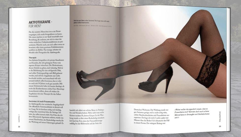 """256 Seiten E-Book """"Klassischer Akt"""""""