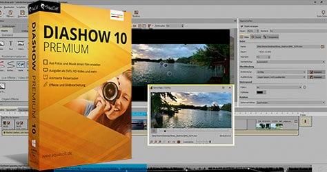 Aquasoft Diashow 10 Premium gratis