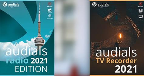 jetzt kostenlose Vollversion von Audials runterladen