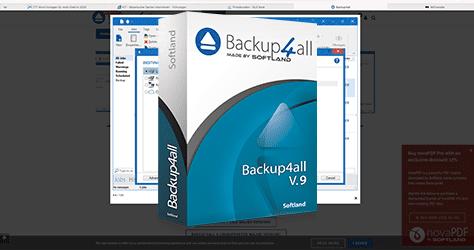 Backup 4 All gratis Vollversion