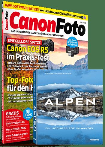 CanonFoto Ausgabe 06/2020 Leserumfrage