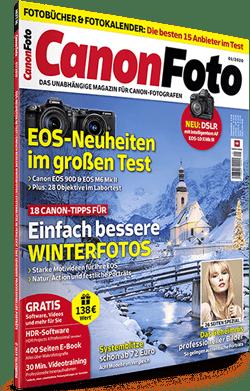 CanonFoto Jahresarchiv kostenlos sichern