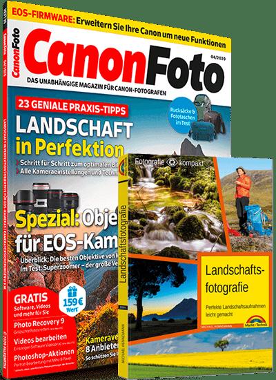 CanonFoto Ausgabe 04/2020 Leserumfrage