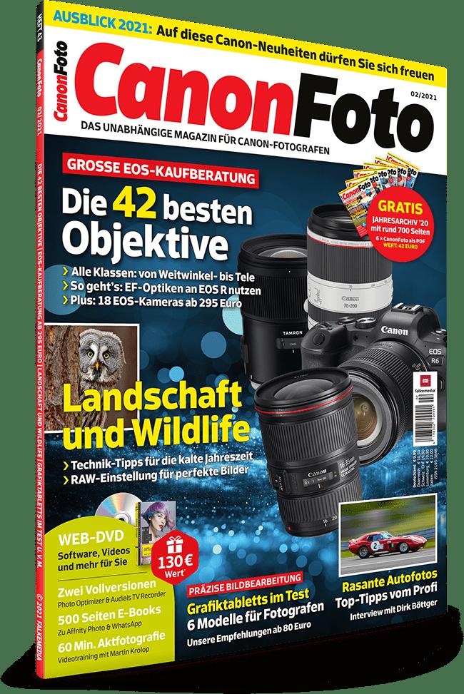 CanonFOTO Ausgabe 02/2020