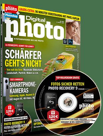 DigitalPhoto Heft-CD 05-2020