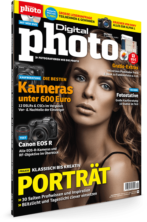 DigitalPhoto Heft-DVD 04-2021