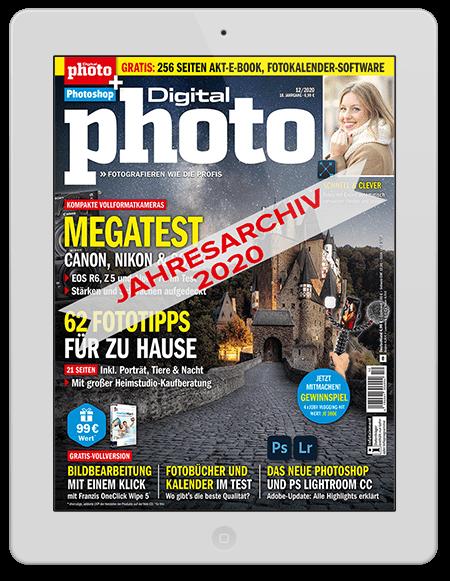 DigitalPhoto Jahresarchiv 2020