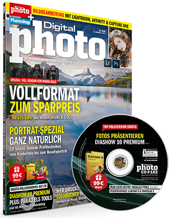 DigitalPhoto Heft-CD 05-2020