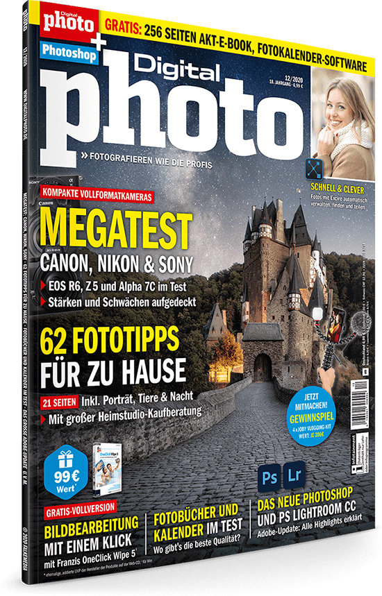 DigitalPhoto Ausgabe 12-2020