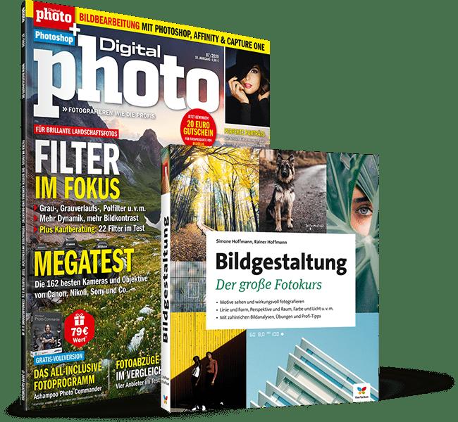 DigitalPhoto 07/2020: Jetzt Heft-CD Inhalte runterladen