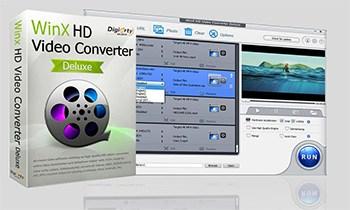 kostenlose Vollversion: WinX DVD Converter Deluxe