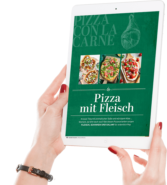 Kostenlose Pizza-Rezepte-für perfekte Ergebnisse