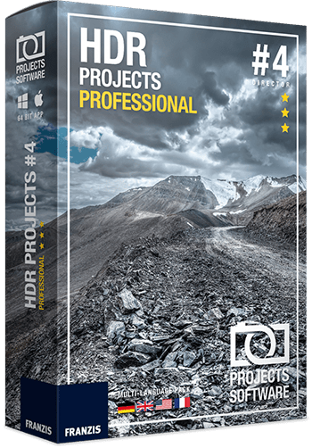 HDR projects 4 Pro