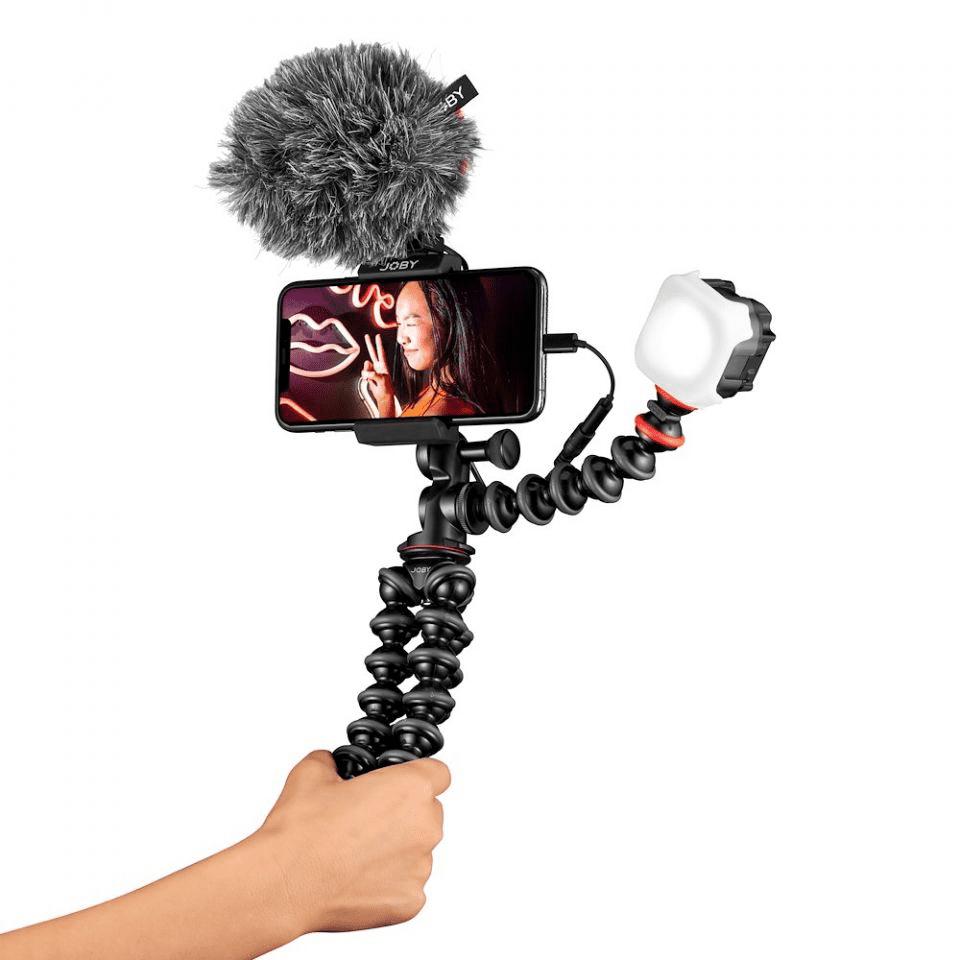 GorillaPod Vlogging-Kit