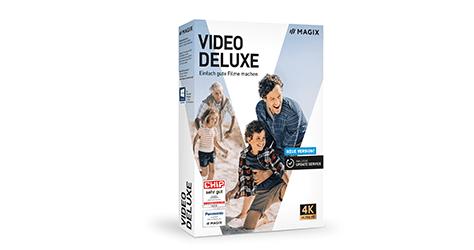 Magix Video Deluxe 2020 gratis runterladen