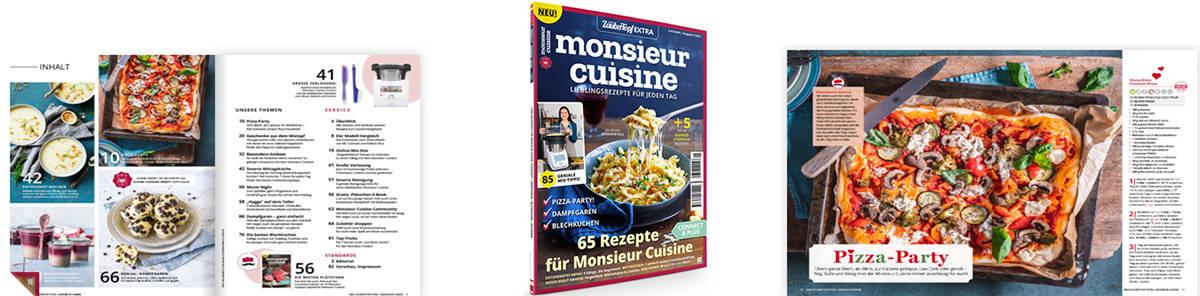 Monsieur Cuisine Gratis-Ausgabe