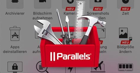 parallels Toolbox gratis