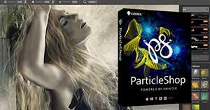 Corel Particle Shop