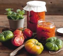 Kräftige Tomatensoße