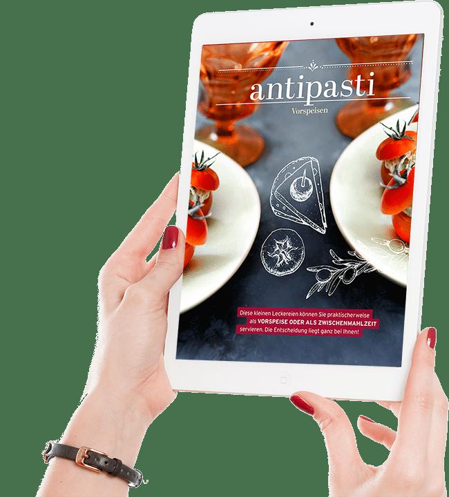 Vegetarisches aus Italien: gratis E-Book