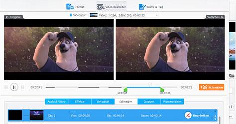 Digiarty VideoProc gratis erhalten