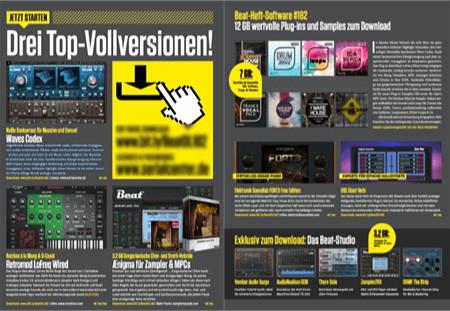 Audio Vollversionen gratis erhalten
