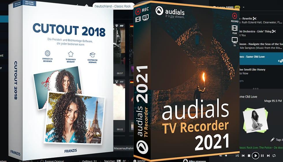 2 Software-Vollversion gratis auf Heft-DVD